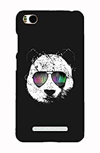 Back Cover for Xiaomi Mi4i Cool Panda
