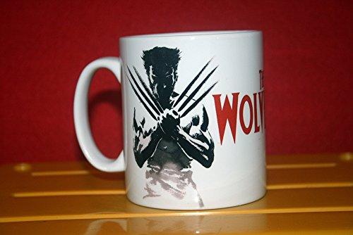 Wolverine Xmen-Tazza da collezione
