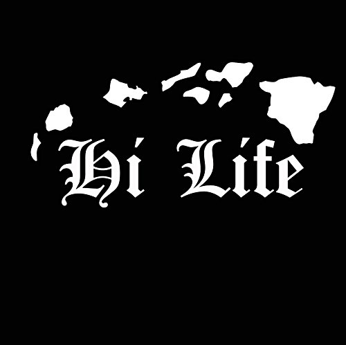 hi-life-style-5-hawaii-9-white-sticker-wall-art-decal-laptop-car-truck-window