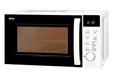 Silva Homeline Mikrowelle 700 W Grillfunktion MWG-E 1760