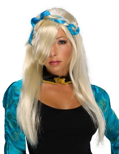 Character Wig, Asian New Rave