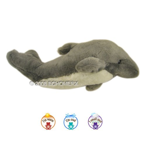 Aroma Dolphin-Aromatherapy Stuffed Animal-Hot And Cold Therapy