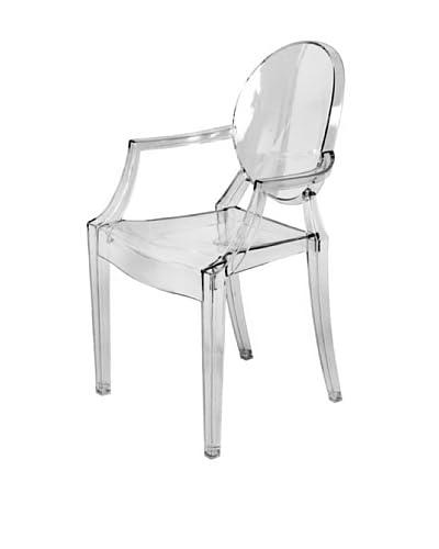 Stilnovo Children Casper Chair, Clear