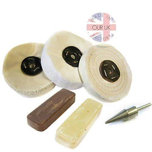 vetro-plastica-kit-di-lucidatura-25-feltrini-composti-semplicemente-utilizzare-con-trapano