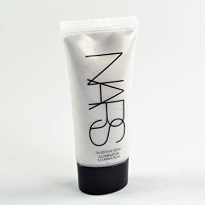 Nars Illuminator - SILVER FACTORY - Travel Size 0.57 Oz. / 15mL