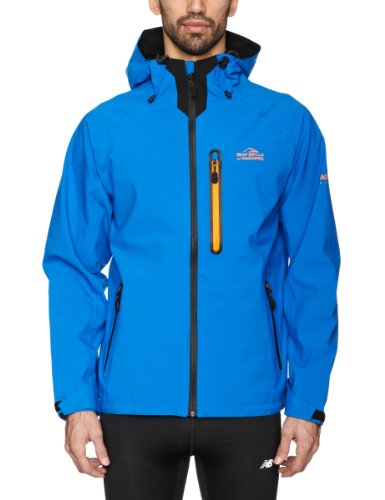 Bear Grylls Freedom Men's Waterproof Jacket - Extreme Blue, X-Large