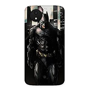 Moving Knight Multicolor Back Case Cover for Micromax Canvas A1
