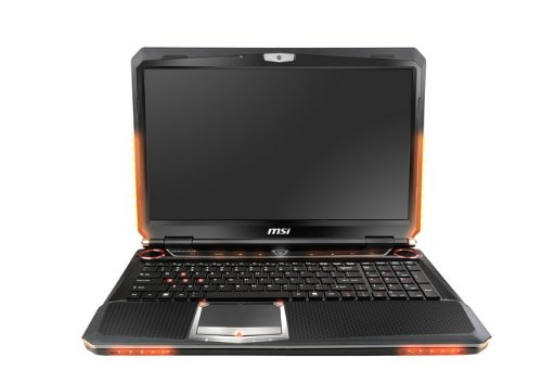 MSI GT683DXR-427US 15.6-Inch Gaming Laptop - Black