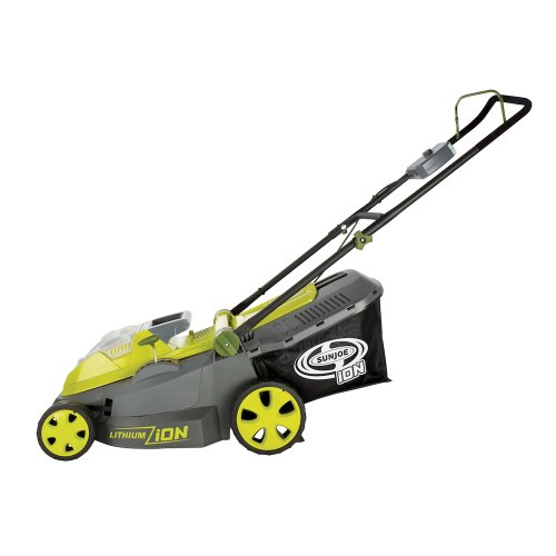 Sun Joe iON 40V Cordless iON16LM 16-Inch Lawn Mower with Brushless Motor image