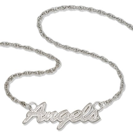 Los Angeles Angels of Anaheim Script Necklace