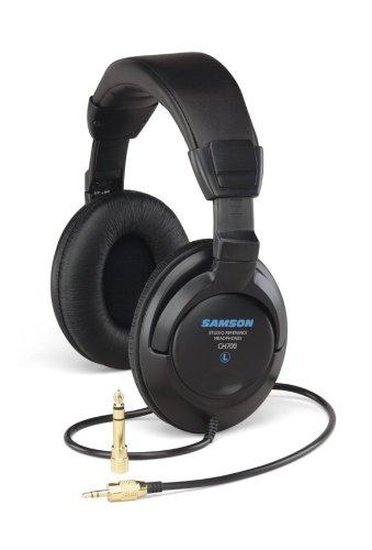 Samson CH700 Closed-Back Studio Headphones