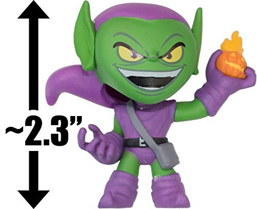 "Green Goblin: ~2.3"" Marvel x Funko Mystery Minis Vinyl Mini-Bobble Head Figure Series - 1"