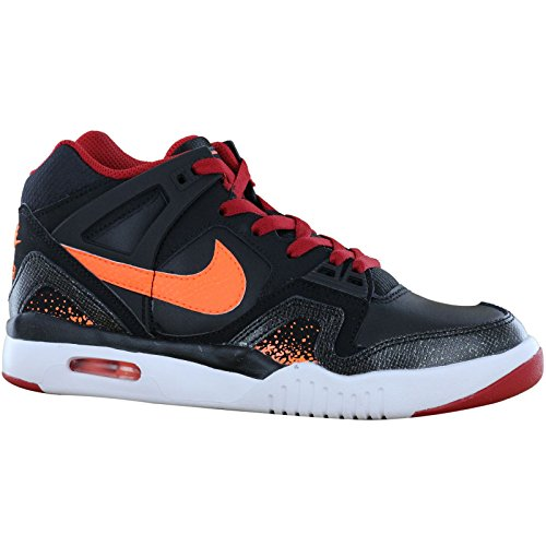 Nike Air Tech Challenge 2 Black Orange Youths Trainers