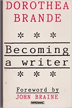 becoming a writer by dorothea brande free pdf