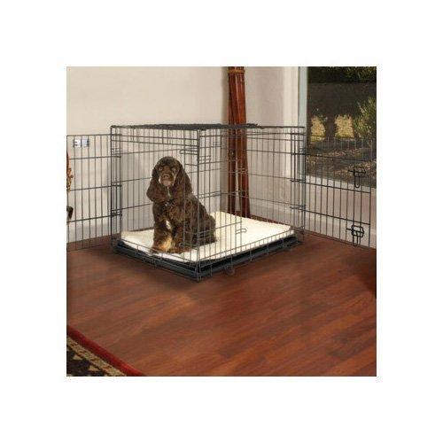 petco-premium-2-door-dog-crate-medium-black