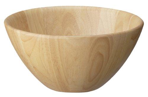 ケデップ 木製サラダボール Lサイズ KY-4003
