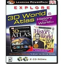 Buy Explore 3D World Atlas Learning Power PackB00012050W Filter