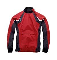 Gill Dinghy Top (X-Small, Red/Graphite)