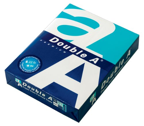 Double A Copy Paper, 8.5x11 Inches Letter Size,