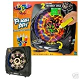 Lite-Brite FX Flash Art - Neon Paint Spinner