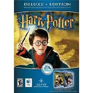 Harry Potter Deluxe Edition Sorcerers Stone and Chamber of SecretsB0002964CC : image