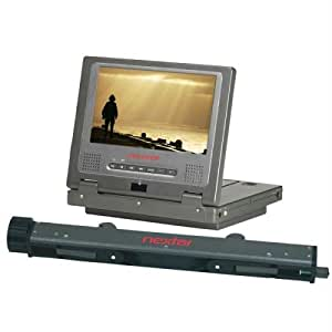 """Nextar 7"""" Mobile DVD Player with LCD Screen - MP1607"""