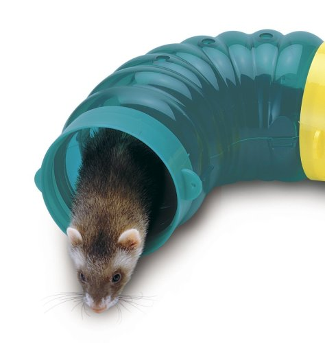 Super Pet FerreTrail Fun-nels, Elbow Tube, Colors Vary