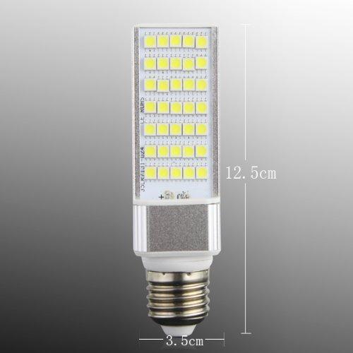 Yaho-Mall E27 5050 Smd 35Led Energy Saving High Power Lamp Bulb Ac 85V-265V/Cool White-7W