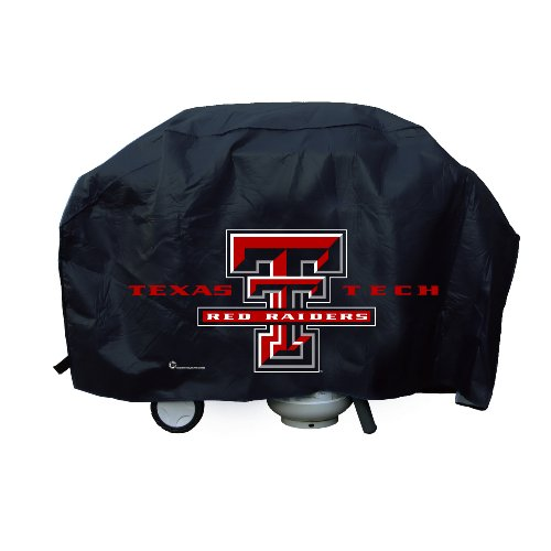 NCAA Texas Tech Red Raiders Deluxe Grill Cover (Bbq Cover Raiders compare prices)