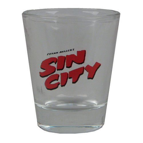 Diamond Select Toys Sin City Kadie's Club Pecos Shot Glass