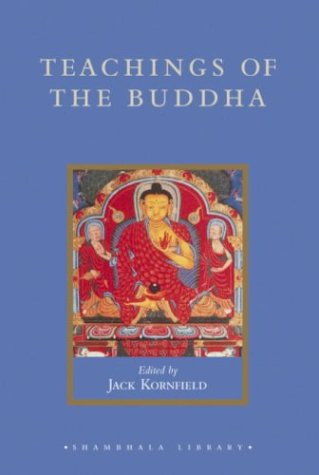 Teachings of the Buddha (Shambhala Library)