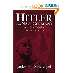 Hitler and Nazi Germany: A History (5th Edition) Jackson J. Spielvogel