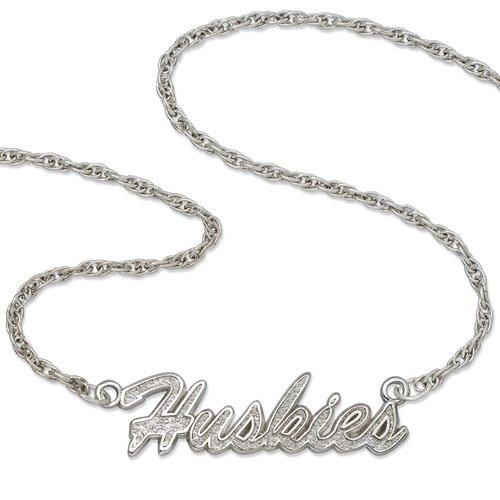 Washington Script Necklace