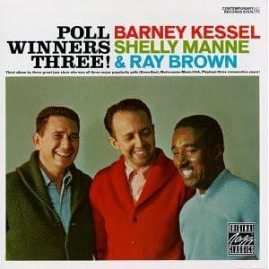 Poll Winners Three! [Import] [from US] ザ・ポール・ウィナーズ/バーニー・ケッセル