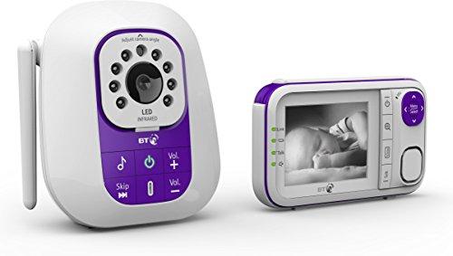 bt digital video baby monitor 1030 babaloo. Black Bedroom Furniture Sets. Home Design Ideas