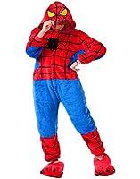 Samgu-Cheshire Cat animal Pyjama Cospaly Party Fleece Costume Deguisement Adulte Unisexe