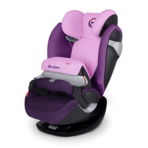 Cybex 515112010 Pallas M, Seggiolino Auto  Grape Juice-Purple, Gruppo 1/2/3 (9-36 Kg)