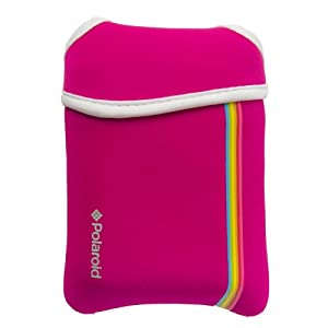 Polaroid Neoprene Pouch for The Polaroid Z2300 Instant Camera (Pink)