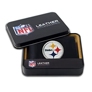 NFL Pittsburgh Steelers Embroidered Billfold by Rico
