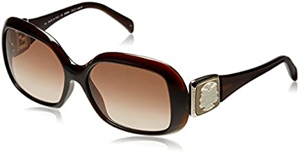 Fendi Oversized Sunglasses (Brown) (FS 5127|207|58)