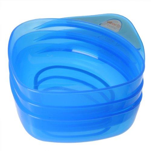 Imagen 1 de Vital Baby - Boles infantiles (3 unidades), color azul