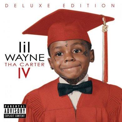 Lil Wayne - Lil Wayne: Tha Carter Iv - Deluxe Edition (Red Vinyl) 2lp - Zortam Music