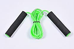 Evana Premium Quality Standard Jumping Skipping Rope With Comfortable Foam Grip For Weight Reducing / Warm-Up / Gym / Sports & General Fitness.