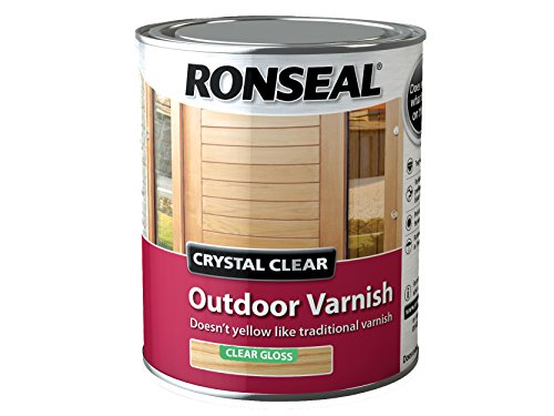 ronseal-ccodvm25l-25-litre-crystal-outdoor-matt-finish-varnish-clear