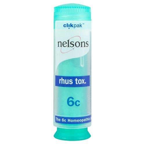 Nelsons Clicpak Rhus Tox 6c