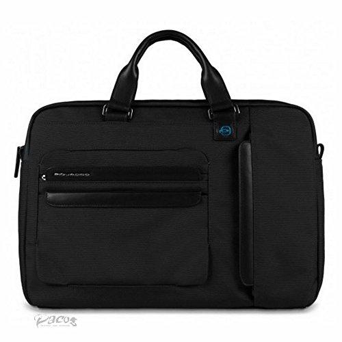 Piquadro Cartella porta computer e porta iPad®Air/Air2 a due manici Epsilon