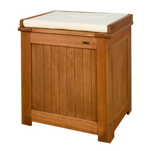 stilista gartenbank gartenbox aus 100 fsc zertifiziertem shorea hartholz ge lt liftautomatik. Black Bedroom Furniture Sets. Home Design Ideas