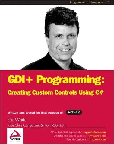 GDI+ Programming: Creating Custom Controls Using C#