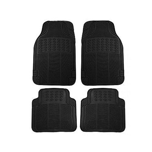 Autofurnish Car Floor Mats Set Of 4 For Tata Indigo Cs