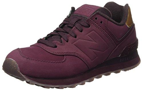 new-balance-574-sneakers-basses-femme-violet-burgundy-38-eu